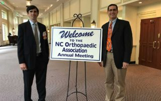 North Carolina Orthopedic Association (NCOA) Annual Meeting