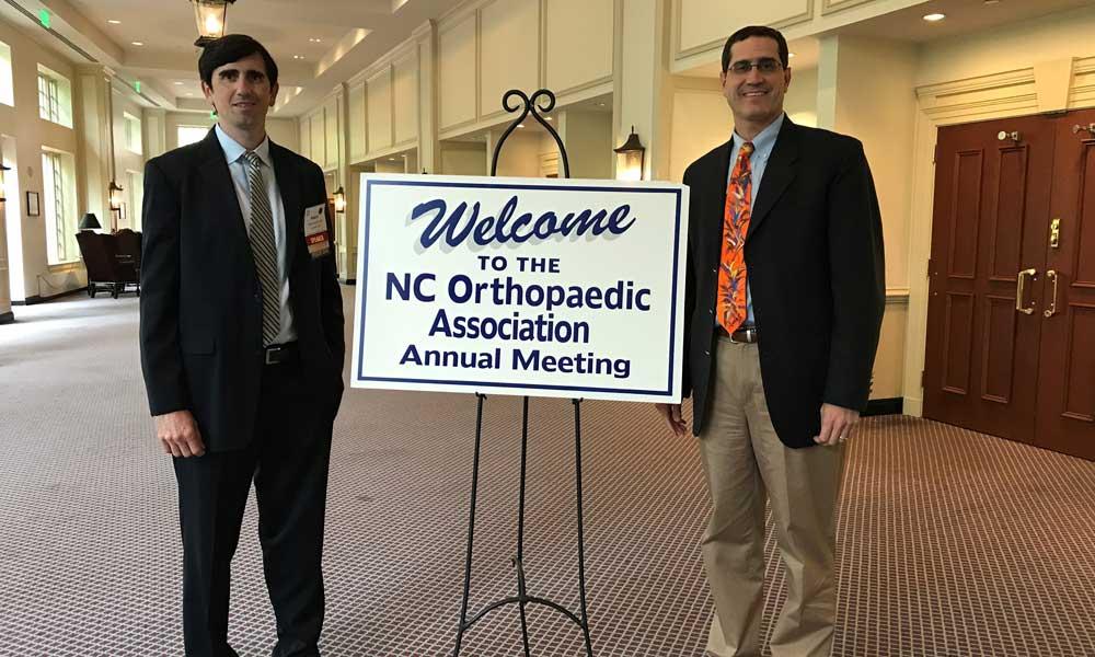 North Carolina Orthopedic Association (NCOA) Annual Meeting
